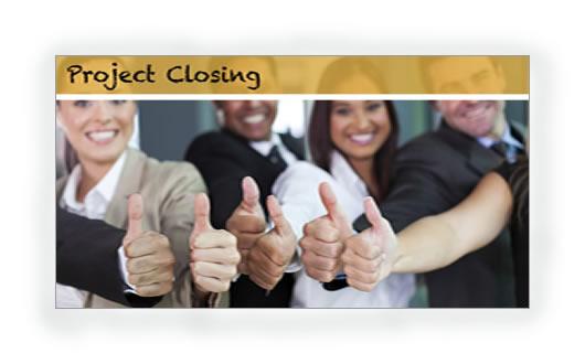 10. Project Closing TP